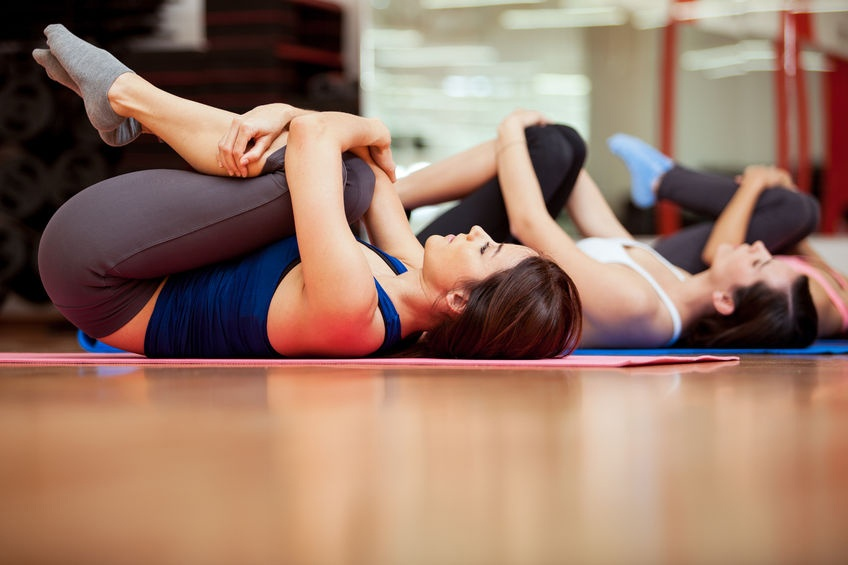 Exercise And Stretching Back Pain Treatment